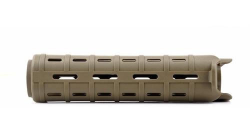 hand guard - element tactical - coyote brown - 9 polegadas