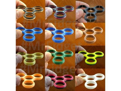hand spinner - juguete antiestres, ansiedad - con rulemanes