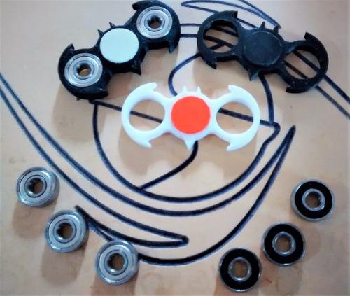 hand spinners - para ansiedad! - batman - kaihatsu cnc