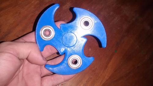 hand spinners - para la ansiedad! - shuriken - kaihatsu cnc