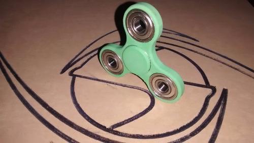 hand spinners - para la ansiedad! - triple rb - kaihatsu cnc