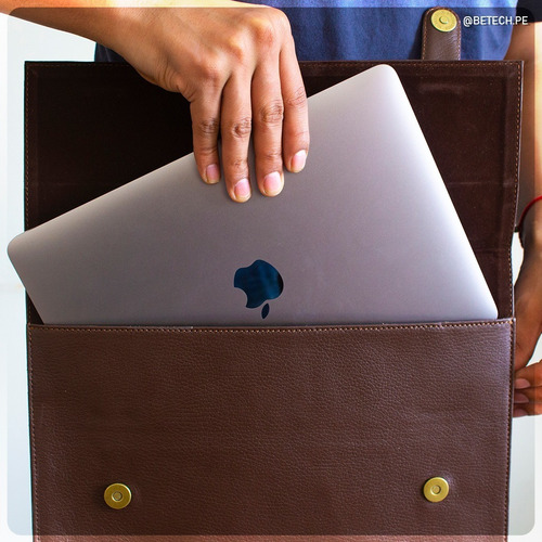 handbag porta laptop macbook air 11,6 ,12,5 pulgadas