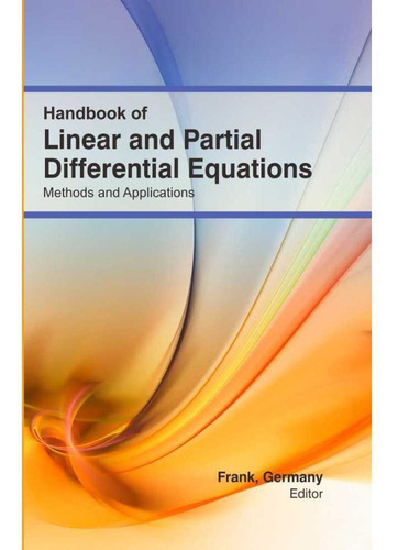 handbook of linear & partial differential equations : method