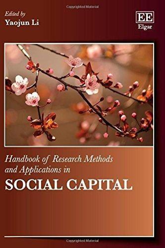 handbook of research methods and applications in social cap