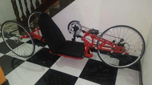handcycle marca praxis muy buen estado