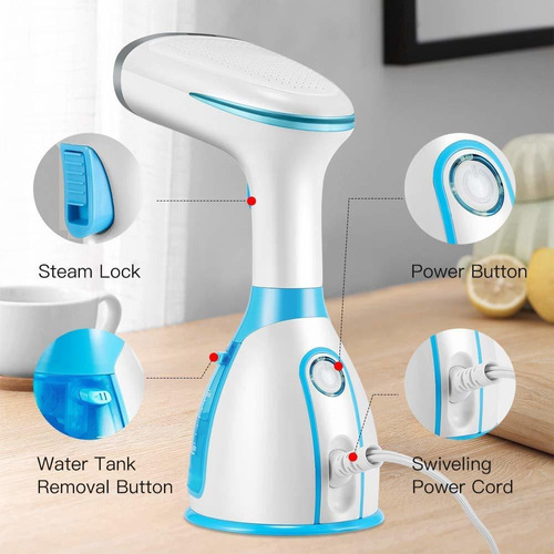 handheld garment steamer, portable travel steamer for clo