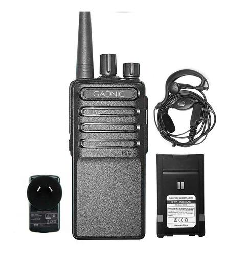 handie gadnic radio walkie talkie wk2 16ch uhf remis combi