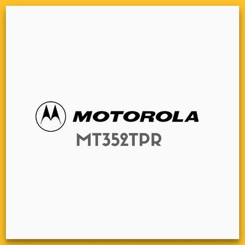 handies motorola mt352 triple manos libre60km bat larga dura