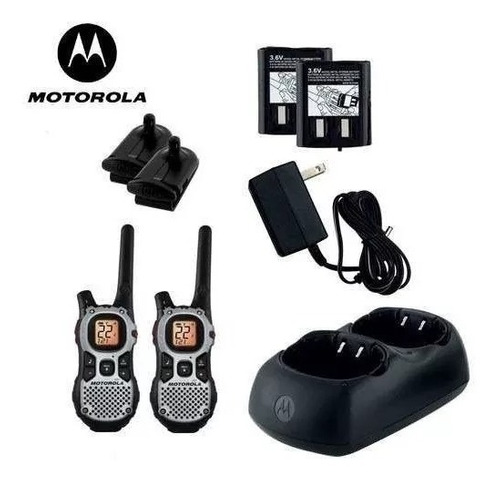 handies radio doble via motorola talkabout mj-270r/mr soundg