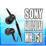 Audifonos Sony Xperia Mh750 Auriculares Mh-750 Originales
