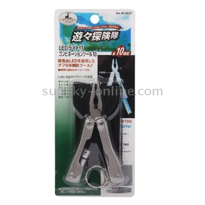 hands tool alicate 7 in 1 stainless steel multi-function
