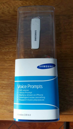 handsfree con bluetooth marca samsung original