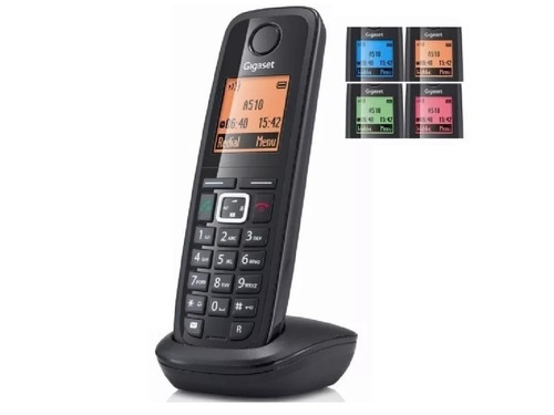 handy adicional telefono inalambrico siemens gigaset a510h