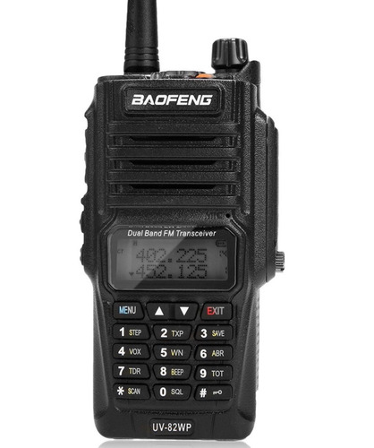 handy baofeng kit x 4 vhf/uhf a-58 recargable handie import