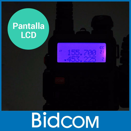 handy baofeng uv-5ra alcance 50km doble banda dual standby