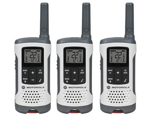 handy motorola walkie talkie t260tp trio 40km ivox/vox