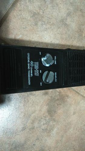 handy transmisor banda ciudadana realistic 40 canales