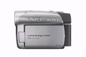 handycam sony cámara video