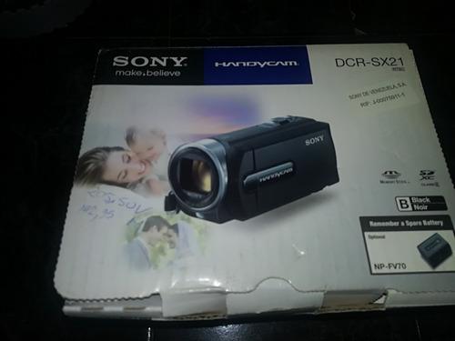 handycam sony camcorder dcr-sx21