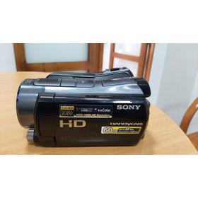 Handycam Sony Hdr Sr11 Con Entrada De Mic Auxiliar.