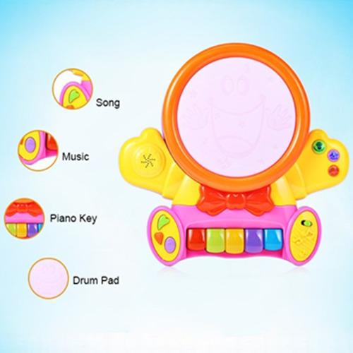 hanglei niños de preescolar colorido musical sonrisa de la