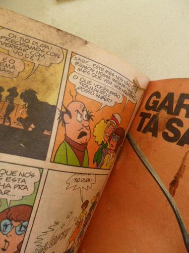 hanna-barbera extra o pato quac nº 3 rge 1979!
