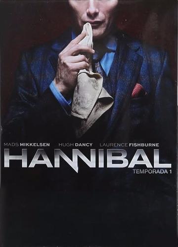 hannibal paquete temporadas 1 uno y 2 dos serie de tv dvd