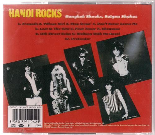 hanoi rocks - bangkok shocks, saigon shakes - lacrado