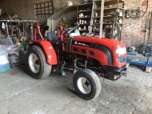 hanomag año tractor
