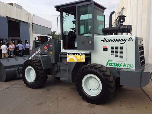 hanomag h-150, balde 1.5 metros nueva