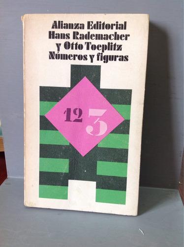 hans rademacher y otto toeplit. números  y figuras