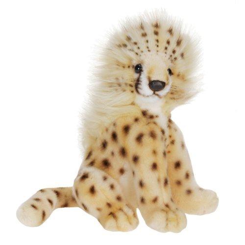 hansa plush - 8 cheetah cub