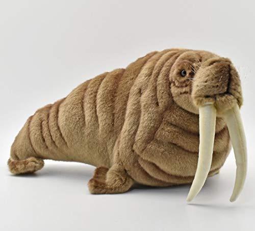 hansa walrus plush