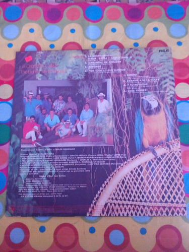 hansel & raul lp tropical 1986 r