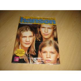 Hanson Libro Español La Mascara Pop