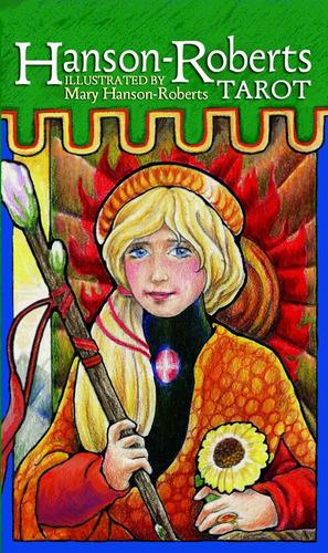 hanson roberts tarot en ingles