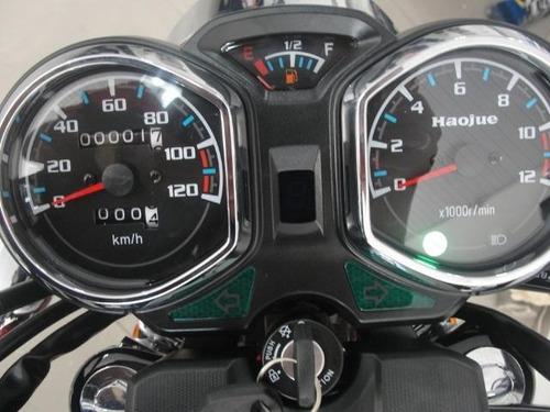 haojue chopper 150cbs 0km 2020 garantia de fábrica