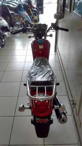 haojue chopper r 150 cbs 2019 0km - moto & cia