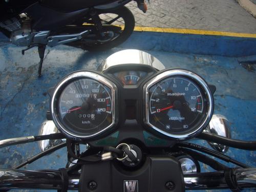 haojue chopper road 150 0km 2019 r$ 7.800 (11) 2221.7700