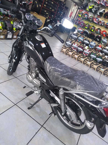 haojue chopper road 150 cbs 2020