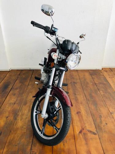 haojue chopper road 150 cbs vinho 2019 0km