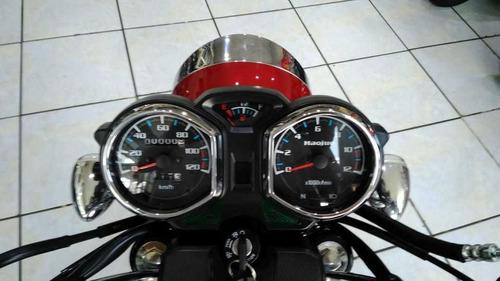 haojue chopper road 150cbs 0km