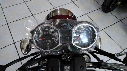 haojue chopper road 150cbs 2021 0km