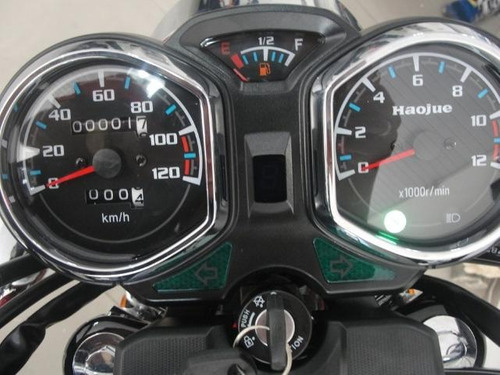 haojue chopper road 150cc 2019 0km com garantia de fábrica