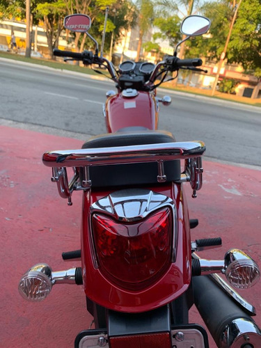 haojue chopper road 150cc