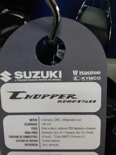 haojue chopper road150 okm
