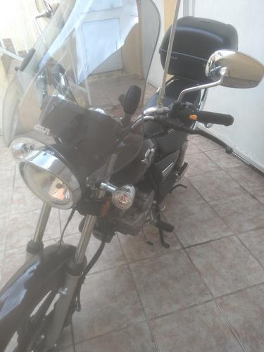 haojue copper road 150 cc 2018/2019 novíssima