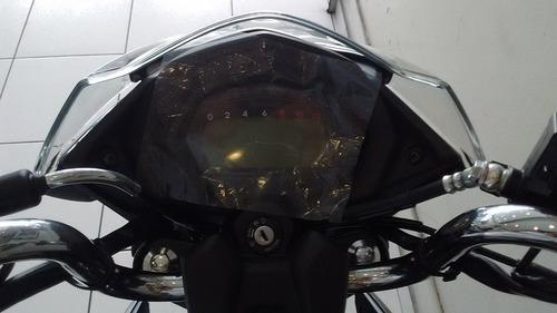 haojue dk 150 cbs 2019 0km lançamento - moto & cia