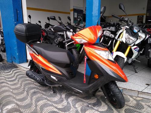 haojue lindy 125 2019 moto slink