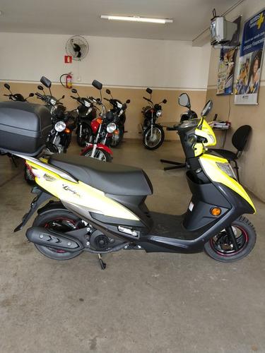 haojue lindy 125 scooter